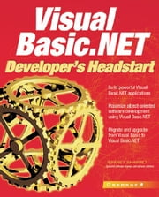 Visual Basic.Net Developer's Headstart ebook by Kobo.Web.Store.Products.Fields.ContributorFieldViewModel