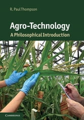 Agro-Technology ebook by Thompson, R. Paul