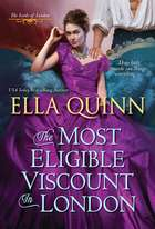 The Most Eligible Viscount in London ebook by Ella Quinn