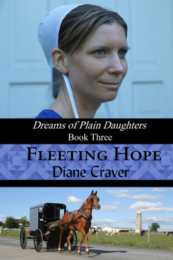 Fleeting Hope - Dreams of Plain Daughters, #3 ebook by Diane Craver