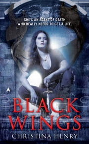 Black Wings ebook by Christina Henry