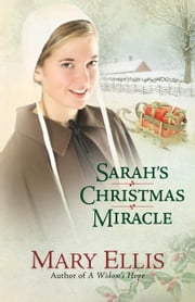 Sarah's Christmas Miracle ebook by Mary Ellis