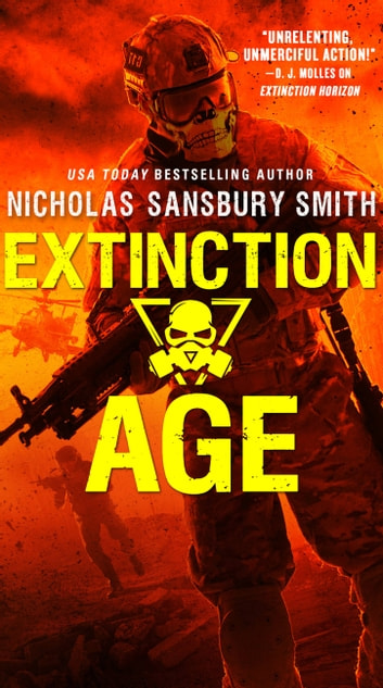 Extinction Age ebook by Nicholas Sansbury Smith