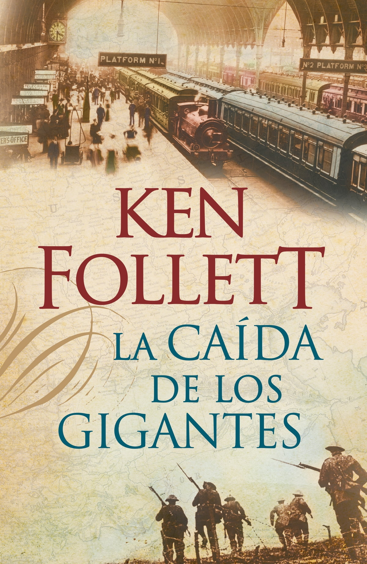 La caída de los gigantes (The Century 1) eBook por Ken Follett -  9788401339271 | Rakuten Kobo