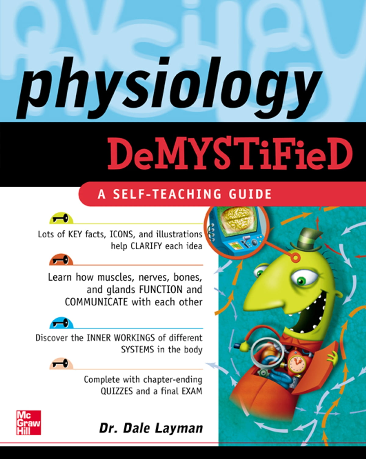 Physiology Demystified eBook by Dale Layman - 9780071471145 ...
