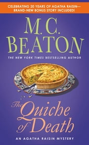 The Quiche of Death ebook by M. C. Beaton