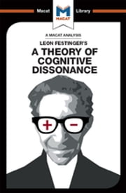 A Theory of Cognitive Dissonance ebook by Camille Morvan, Alexander O'Connor