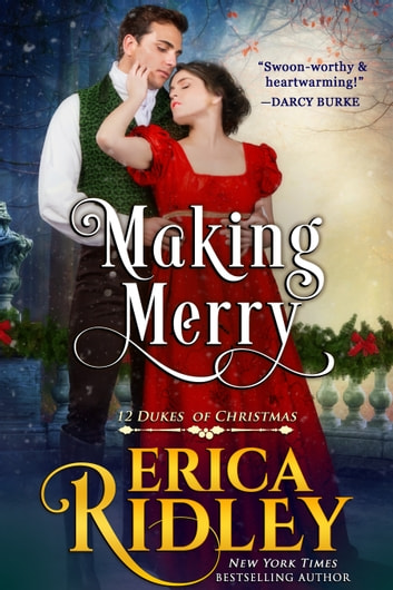 Making Merry ebook by Erica Ridley