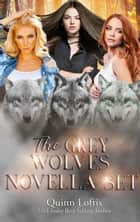 The Grey Wolves Novella Collection - Books 1-4: Sacred Silence, Resounding Silence, Piercing Silence, and Forgotten Silence (The Grey Wolves Series) ebook by
