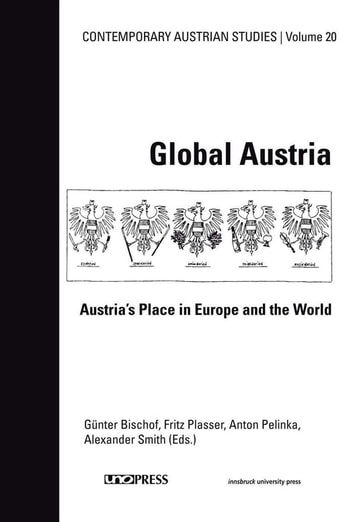 Global Austria - Austria's place in Europe and the World ebook by