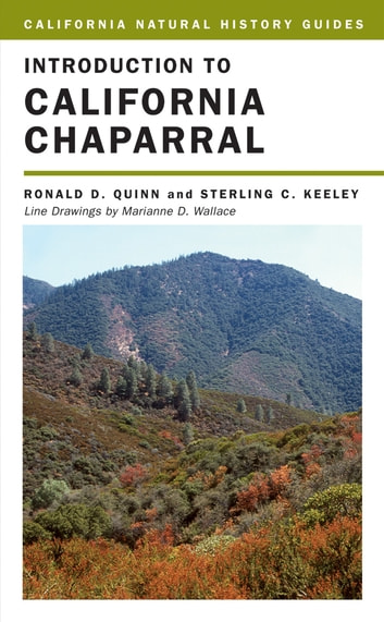 Introduction To California Chaparral Ebook By Ronald D Quinn