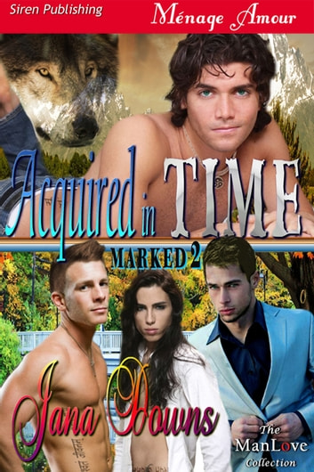 Acquired in Time ebook by Jana Downs