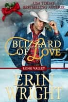 Blizzard of Love - A Western Romance Novella ebook by Erin Wright