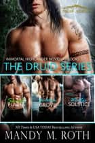 The Druid Series: Immortal Highlander Novellas Books 1-3 ebook by Mandy M. Roth