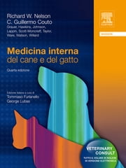 Medicina interna del cane e del gatto ebook by Richard W. Nelson, C. Guillermo Couto
