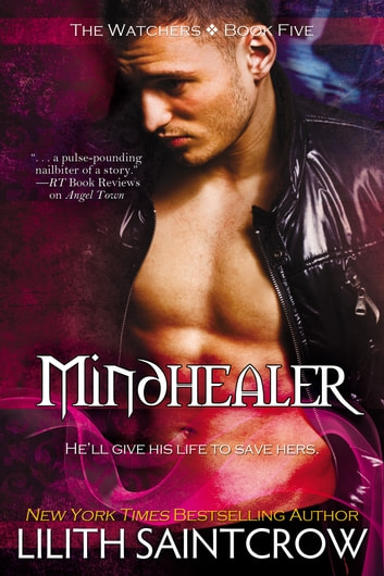 Mindhealer ebook by Lilith Saintcrow