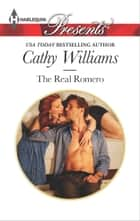 The Real Romero ebook by Cathy Williams