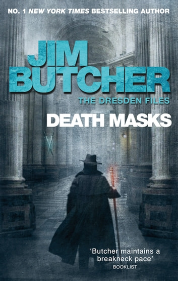 Download Death Masks The Dresden Files 5 By Jim Butcher