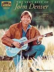 The Very Best of John Denver (Songbook) ebook by John Denver