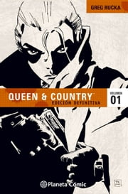 Queen and Country nº 01/04 ebook by Greg Rucka