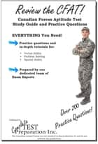 Review the CFAT - Canadian Forces ebook by Complete Test Preparation Inc.