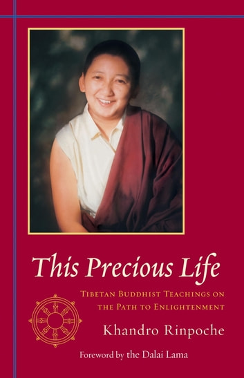 This Precious Life - Tibetan Buddhist Teachings on the Path to Enlightenment ebook by Khandro