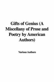 Gifts Of Genius ebook by Various