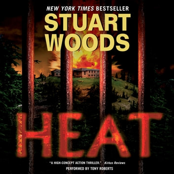 Heat audiobook by Stuart Woods