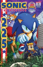 "Sonic the Hedgehog #225 ebook by Ian Flynn,Tracy Yardley!,Terry Austin,Patrick ""SPAZ"" Spaziante"