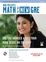 New GRE, Miller's Math ebook by Bob Miller