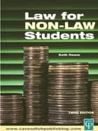 Law for Non-Law Students ebook by Keith Owens