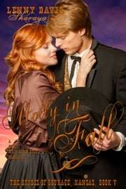 Molly in Fall (The Brides of Courage, Kansas, Book 5) – A Clean Western Mail Order Bride Romance ebook by Lenny Davis