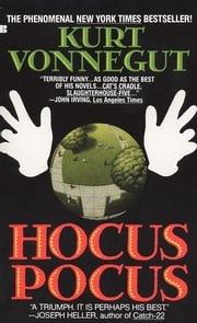 Hocus Pocus ebook by Kurt Vonnegut
