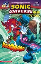 Sonic Universe #66 ebook by Ian Flynn,Tracy Yardley!,Jack Morelli,Jim Amash,Matt Herms