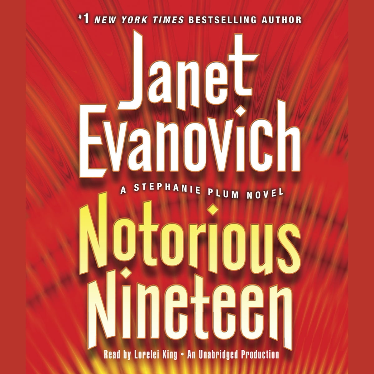 Notorious Nineteen Audiobook By Janet Evanovich