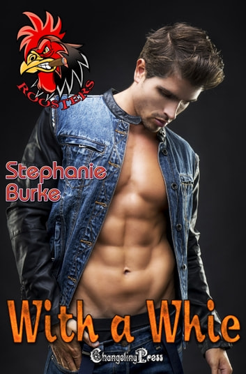 With A Whie ebook by Stephanie Burke