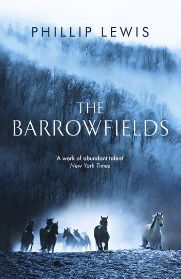 The Barrowfields ebook by Phillip Lewis