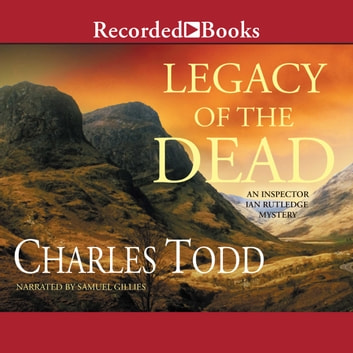 Legacy of the Dead audiobook by Charles Todd