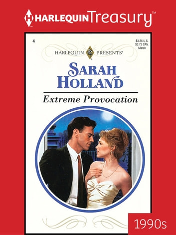 Extreme Provocation ebook by Sarah Holland