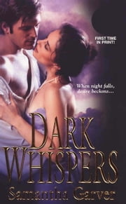 Dark Whispers ebook by Samantha Garver