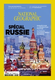 National Géographic France - Issue# 208 - National Geographic magazine
