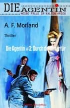 Die Agentin #3: Durch die Hintertür ebook by A. F. Morland