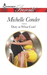 Duty At What Cost? ebook by Michelle Conder