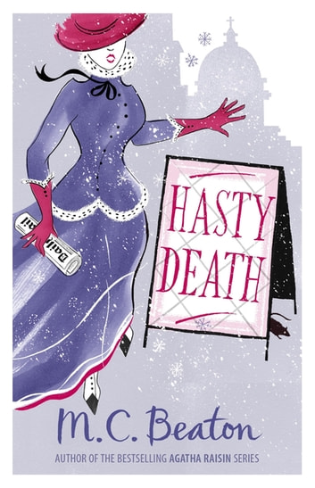 Hasty Death ebook by M.C. Beaton