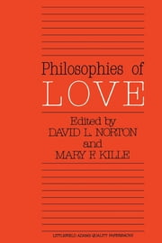 Philosophies of Love ebook by