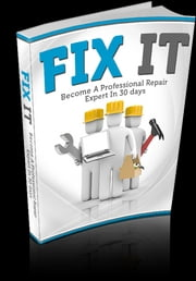 Fix It ebook by Anonymous