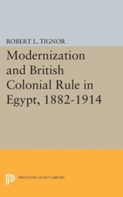 Modernization and British Colonial Rule in Egypt, 1882-1914 ebook by Tignor, Robert L.