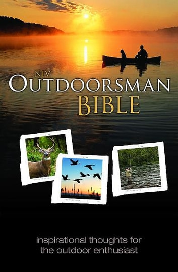 NIV, Outdoorsman Bible, eBook ebook by Jason Cruise
