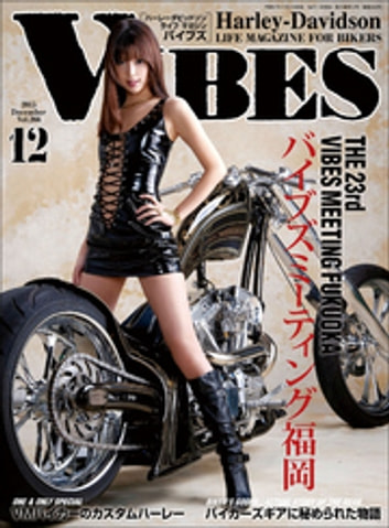 VIBES【バイブズ】2015年12月号 ebook by VIBES編集部