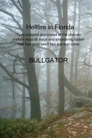 Hellfire in Florida - They stopped and stared at the charred melted mass of metal and smoldering rubber that had once been two average bikes. ebook by Bullgator